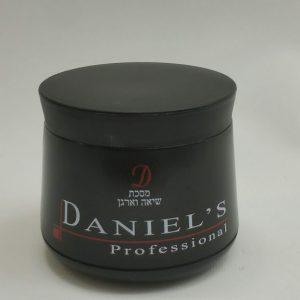 """דניאלס  מסכת שיאה וארגן 500מ""""ל"""