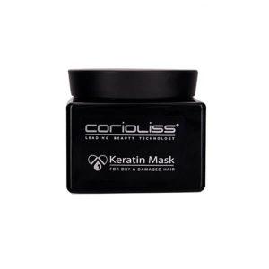 מסיכה לשיער מועשרת בקרטין 500מל – קוריוליס – Corioliss