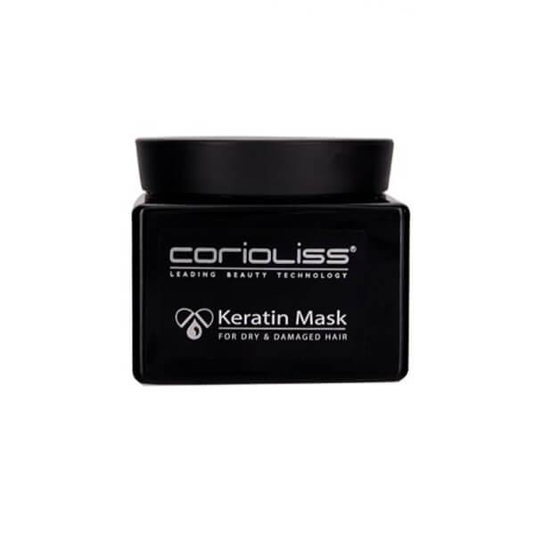 מסיכה לשיער מועשרת בקרטין 500מל - קוריוליס - Corioliss