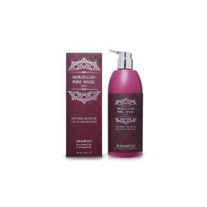 ג'ויה שמפו ארגן ללא מלח לשיער צבוע יבש או פגום 1000מל
