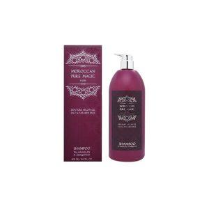 """ג'ויה שמפו שמן ארגן ללא מלח לשיער צבוע יבש או פגום 500מ""""ל"""