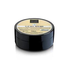 ווקס חימר לעיצוב השיער ומניעת חשמל סטטי בשיער 220מל – אוקטן פרל – Octan Pearl